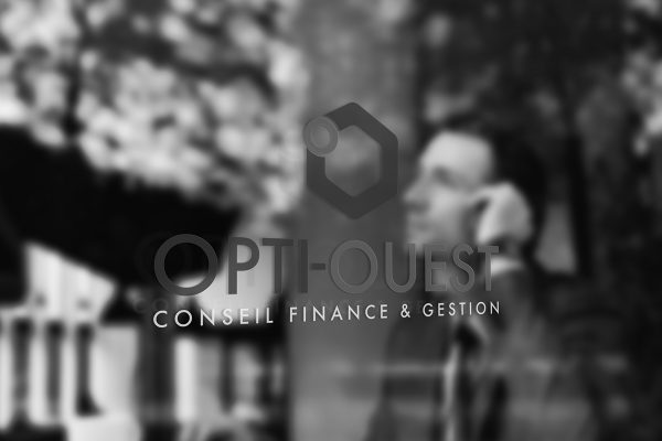Création Logo - Opti-Ouest
